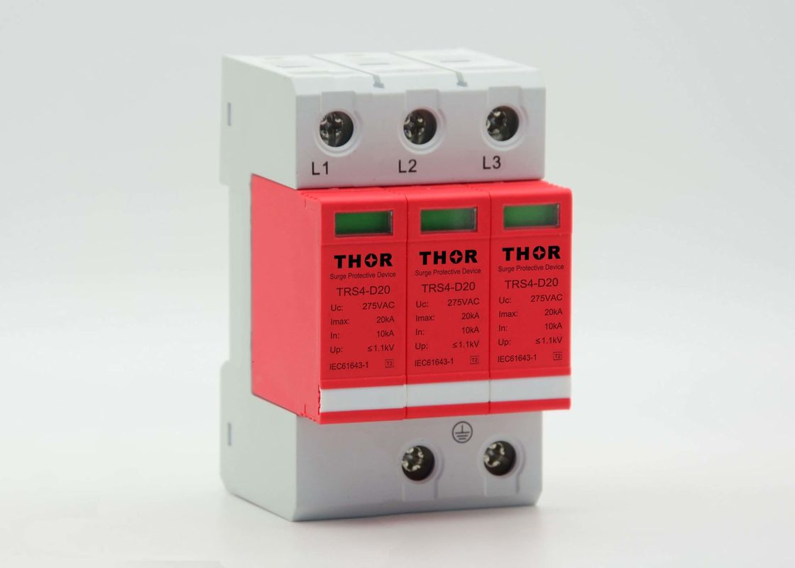 High And Low Voltage Electrical Surge Protection Devices 385V 20KA High Performance